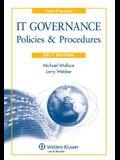 IT Governance: Policies & Procedures, 2011 Edition