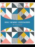 Bible Memory Crosswords