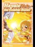 Hayate the Combat Butler, Vol. 18, 18
