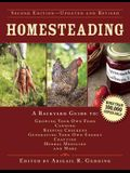 Homesteading: A Backyard Guide to Growing Your Own Food, Canning, Keeping Chickens, Generating Your Own Energy, Crafting, Herbal Med