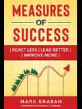 Measures of Success: React Less, Lead Better, Improve More