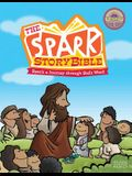 The Spark Story Bible: Spark a Journey Through God's Word, Family Edition