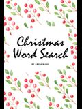 Christmas Word Search Puzzle Book (6x9 Puzzle Book / Activity Book)