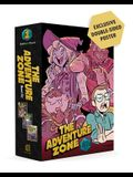 The Adventure Zone Boxed Set: Here There Be Gerblins, Murder on the Rockport Limited! and Petals to the Metal