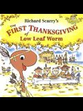 The First Thanksgiving of Low Leaf Worm