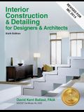 Ppi Interior Construction & Detailing for Designers & Architects, 6th Edition (Paperback) - A Comprehensive Ncidq Book
