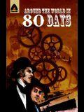 Around the World in 80 Days: Campfire Classics Line