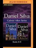 Daniel Silva - Gabriel Allon Series: Books 8-9: Moscow Rules, the Defector