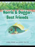 Norris and Duggar: Best Friends