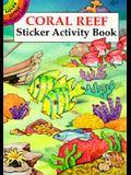 Coral Reef Sticker Activity Book