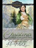 Christina, a Bride for Christmas