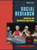 Basics of Social Research: Qualitative and Quantitative Approaches