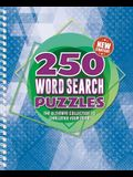 250 Word Search Puzzles