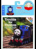 Trouble For Thomas Book & CD (Book and CD)
