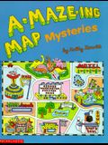 A-Maze-Ing Map Mysteries
