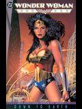 Wonder Woman: Down to Earth (Wonder Woman (DC Comics Paperback))