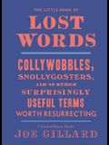 The Little Book of Lost Words: Collywobbles, Snollygosters, and 86 Other Surprisingly Useful Terms Worth Resurrecting