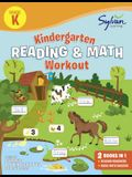 Kindergarten Reading & Math Workout: Activities, Exercises, and Tips to Help Catch Up, Keep Up, and Get Ahead (Sylvan Beginner Workbook)