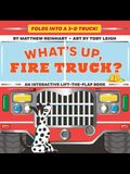 What's Up, Fire Truck? (a Pop Magic Book)