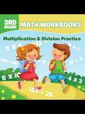 3rd Grade Math Workbooks: Multiplication & Division Practice