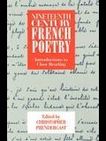 Nineteenth-Century French Poetry: Introductions to Close Reading