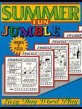 Summer Fun Jumble(r): Lazy Day Word Play