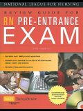 Review Guide for RN Pre-Entrance Exam [With CDROM]