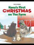 Hana's First Christmas on the Farm