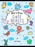 How to Draw Cute Beasts, Volume 4