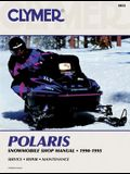 Polaris Snowmobile 90-95