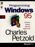 Programming Windows 95 [With CDROM]