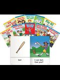 Vowels and Rimes Storybooks: Mixed Letter Practice Set (Targeted Phonics)