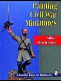 Painting Civil War Miniatures