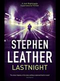 Lastnight: The 5th Jack Nightingale Supernatural Thriller