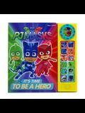 Pj Masks It's Time to Be a Hero