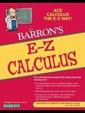 Barron's E-Z Calculus
