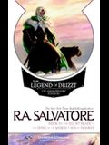The Legend of Drizzt, Book IV: The Silent Blade/The Spine of the World/The Sea of Swords