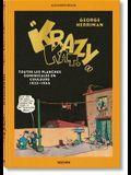 George Herriman Krazy Kat. Toutes Les Planches Dominicales En Couleurs 1935-1944