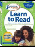 Hooked on Phonics Learn to Read - Level 6, Volume 6: Transitional Readers (First Grade Ages 6-7)