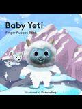 Baby Yeti: Finger Puppet Book