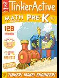 Tinkeractive Workbooks: Pre-K Math
