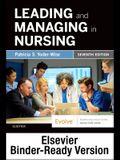 Leading and Managing in Nursing - Binder Ready