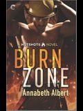 Burn Zone: A Gay Firefighter Romance