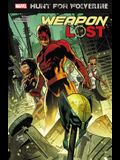 Hunt for Wolverine: Weapon Lost