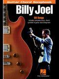 Billy Joel - Guitar Chord Songbook: 6 Inch. X 9 Inch.