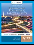 South-Western Federal Taxation 2022: Corporations, Partnerships, Estates and Trusts (Intuit Proconnect Tax Online & RIA Checkpoint, 1 Term Printed Acc