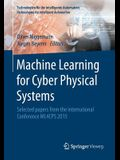 Machine Learning for Cyber Physical Systems: Selected Papers from the International Conference Ml4cps 2015