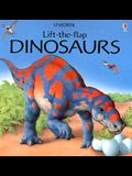 Dinosaurs: Lift-The -Flap (Usborne Lift-the-Flap)