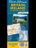 Rick Steves Britain, Ireland & London Planning Map