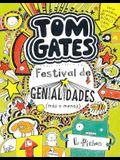 Tom Gates: Festival de Genialidades (MS O Menos)